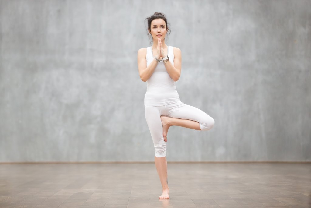 Beautiful Yoga: Tree pose