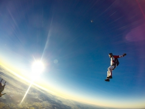 Building Passion Skydiving