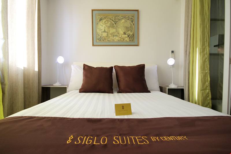 siglo suites by Century